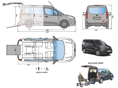 TPMR Ford Tourneo